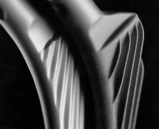 Componente femurale cimentate – Metabloc