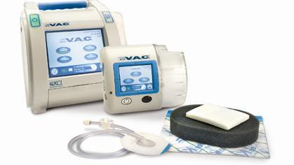 INFOV.A.C. – Sistem de terapie cu presiune negativa