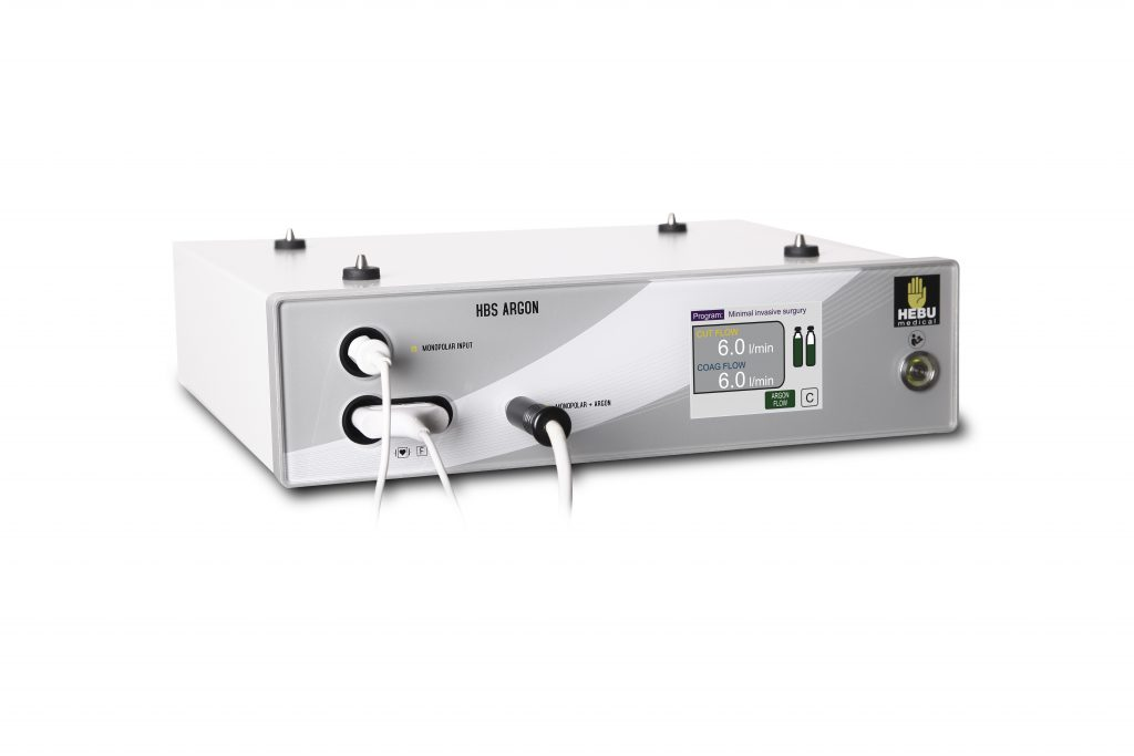 Seria HBS – Unitati compacte de electrochirurgie